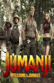 Jumanji Welcome To The Jungle 2018